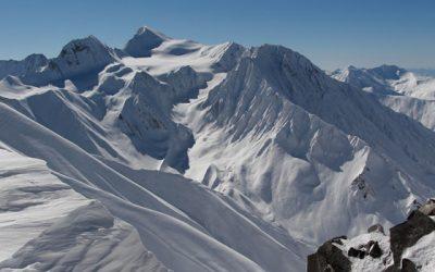 Daniel Bonzi: Powder snow and avalanche awareness