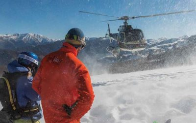 Heli-ski Georgia: Deep snow and free rein – skiing the Caucasus by helicopter