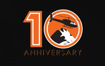 Let's celebrate our 10th Anniversary